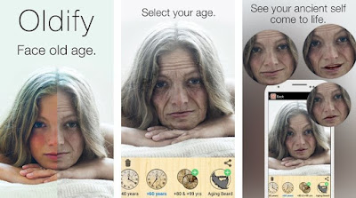 Oldify : Old Aging Booth App Android