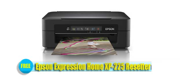 Epson  XP-225 Adjustment Program