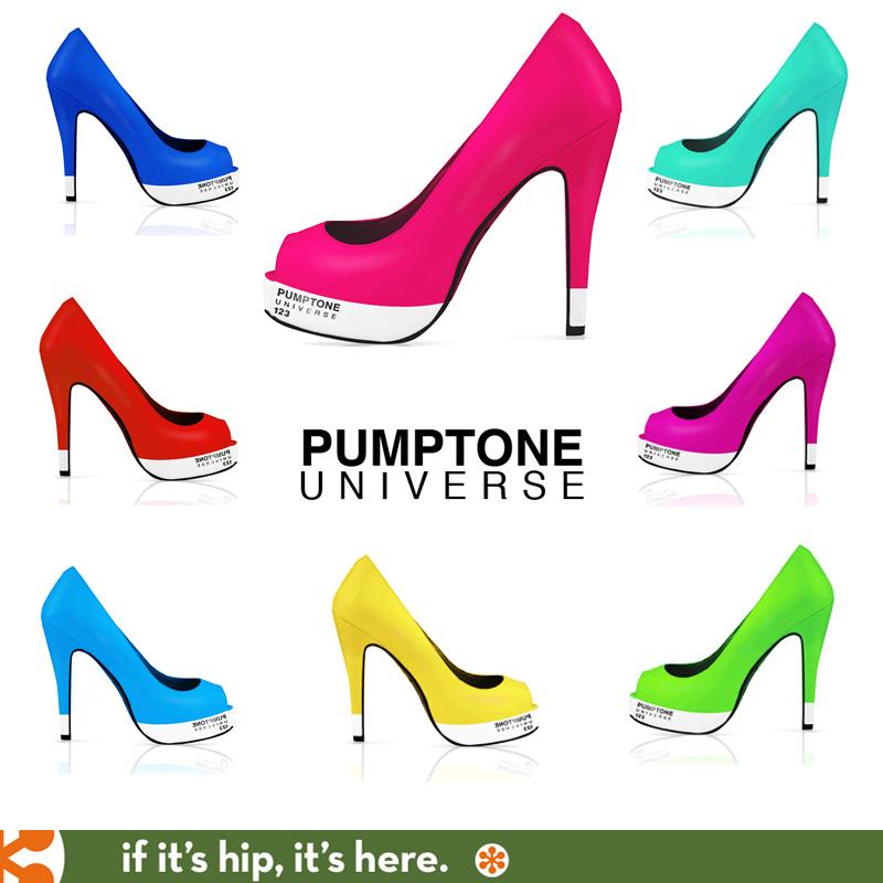 Pantone Pumps