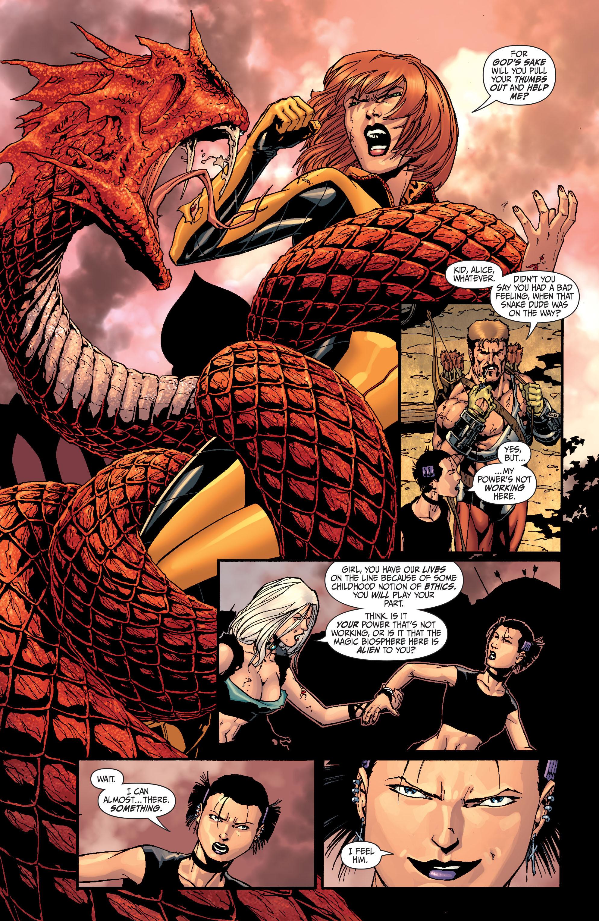Read online Secret Six (2008) comic -  Issue #28 - 14