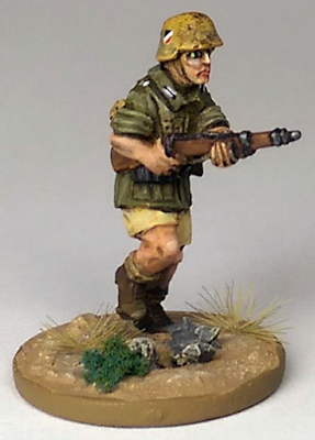 28mm WW2 DAK Deutches Afrika Korps Army