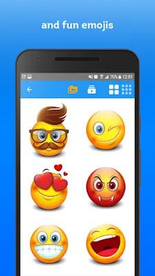 تطبيق الرموز التعبيرية Elite Emoji نسخة كاملة بدون اعلانات