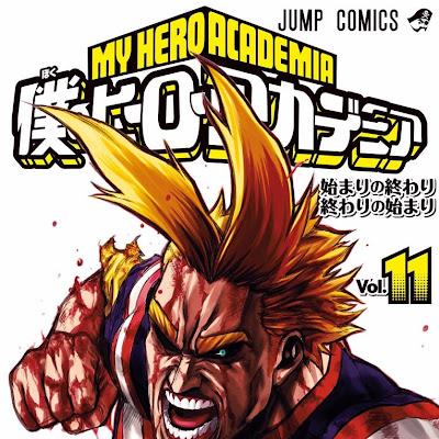 Boku no Hero Academia [1-11/??][MEGA][MANGA]