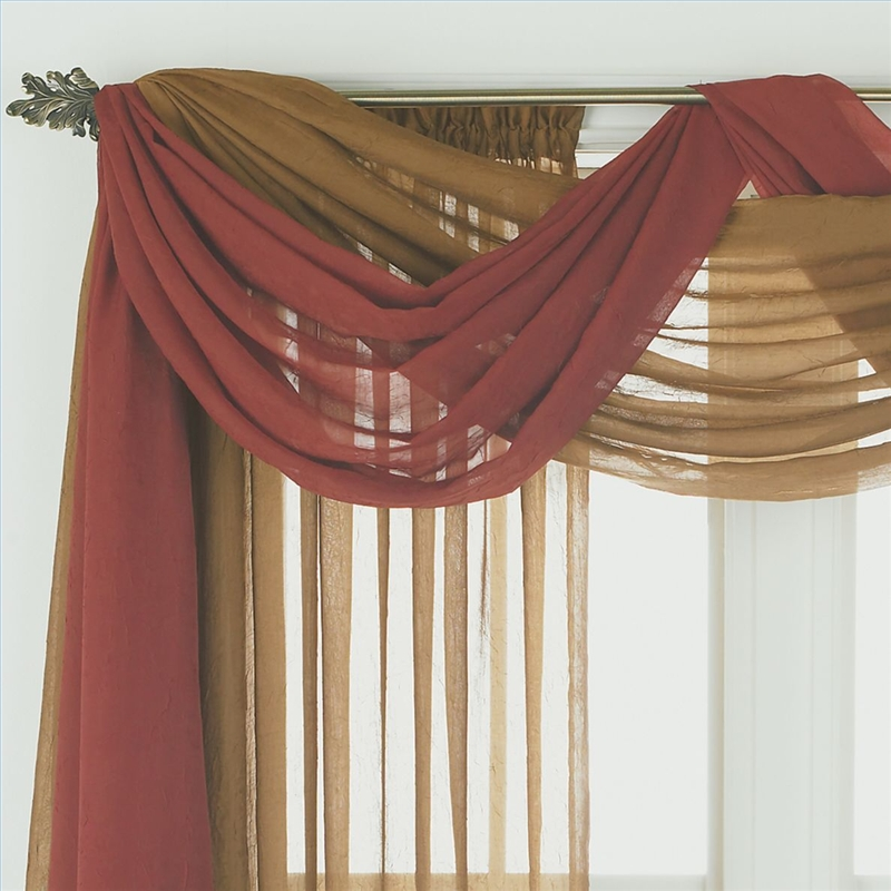 Plum And Cream Curtains Gold Next Valance
