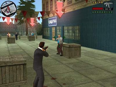 Game Grand Theft Auto: Liberty City Stories (USA)