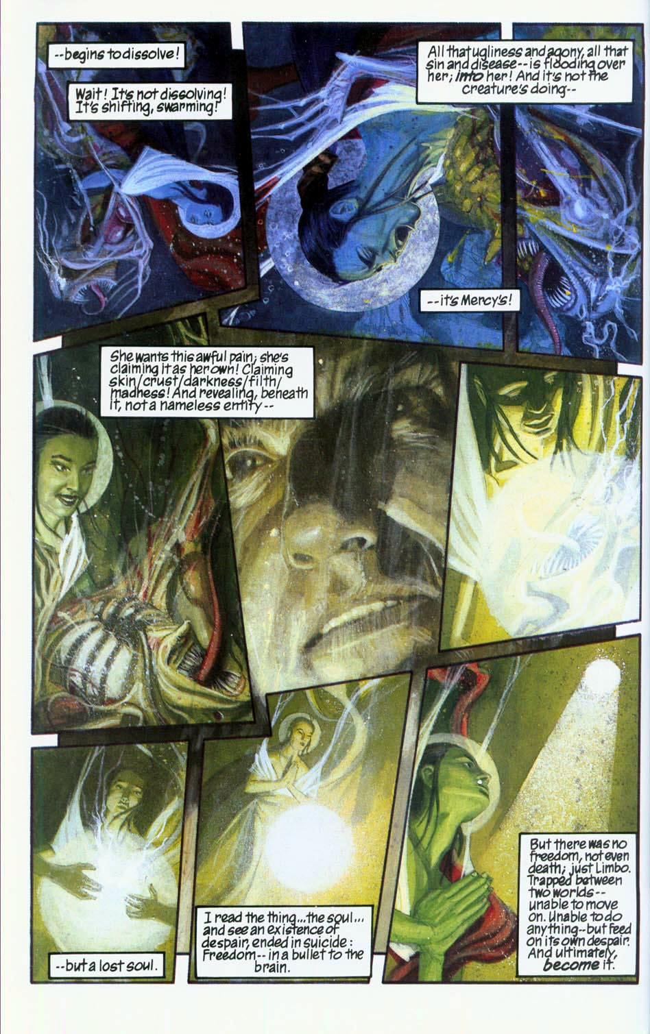 Read online Mercy comic -  Issue # Full - 46