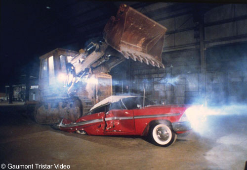 Most Reliable Truck Ever >> Christine - The Most Evil Car Ever Made ~ LoupDargent.info