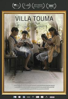 Cartel: Villa Touma (2014)