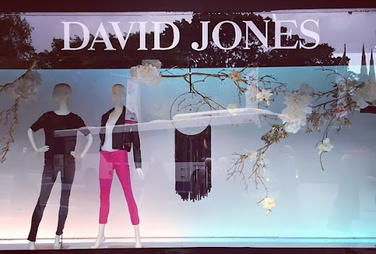 DAVID JONES WINDOW INSTALLATION
