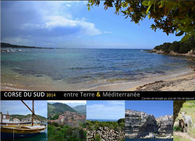 Voyage en Corse du Sud