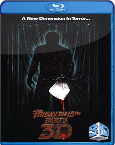 Friday the 13th Part III [1982] [BD50] [Latino] [3D]