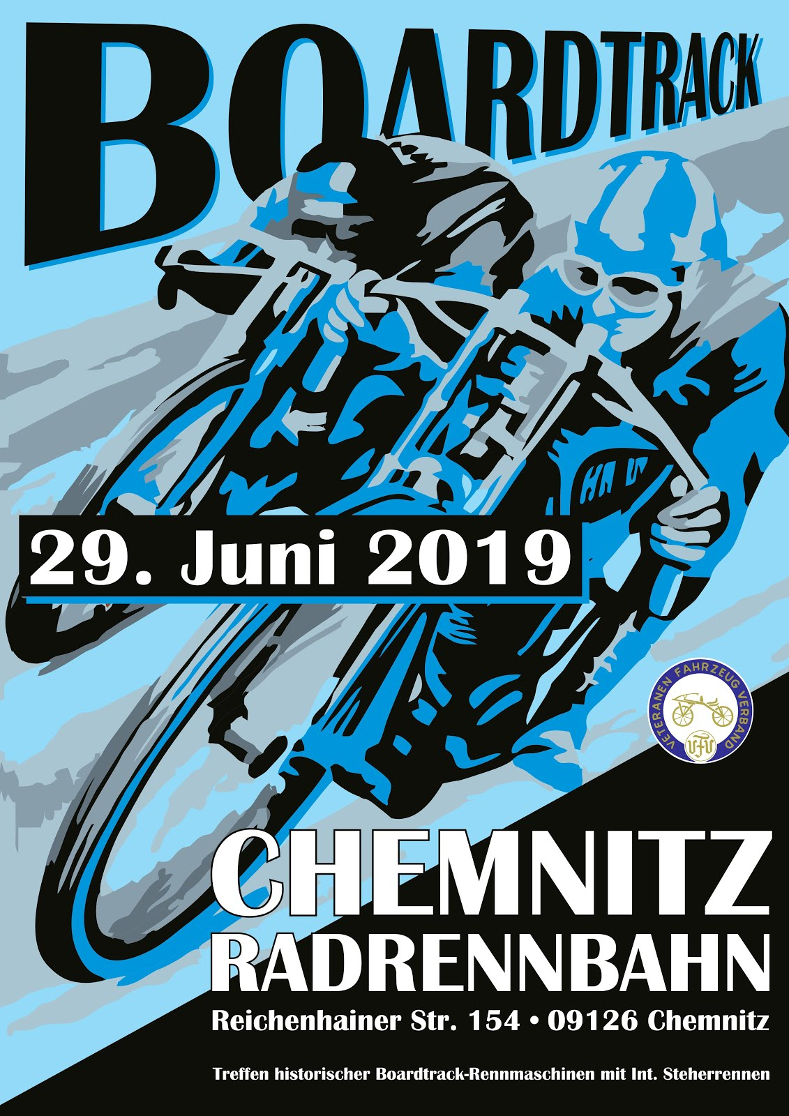 Track Race Chmenitz 2019 !