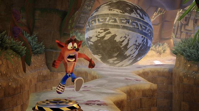 Revelado el contenido descargable de Crash Bandicoot N. Sane Trilogy