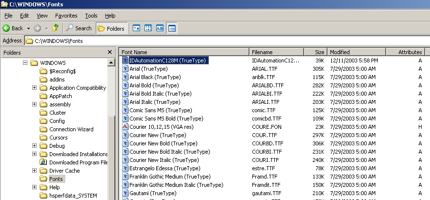 Setups to build a report with barcode   Oracle Apps