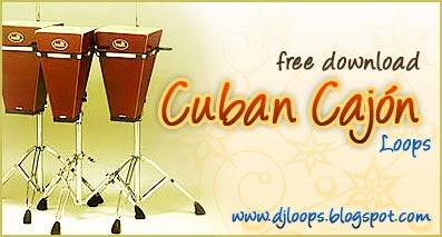 Cuban Cajón DJ Loops