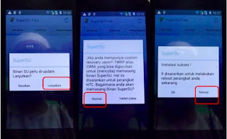 Cara Root Dan Install Dual Gsm Andromax G2