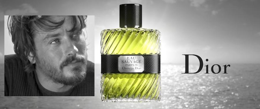 Canzone spot profumo New Sauvage DIOR con Alain Delon