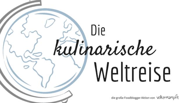 Kulinarische Weltreise | Foodblogaktion | von volkermampft
