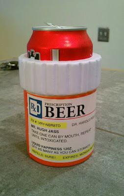 Allheilmittel Bier - Alkohol hilft immer