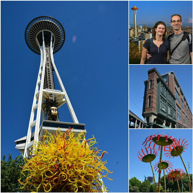 Collage Seattle