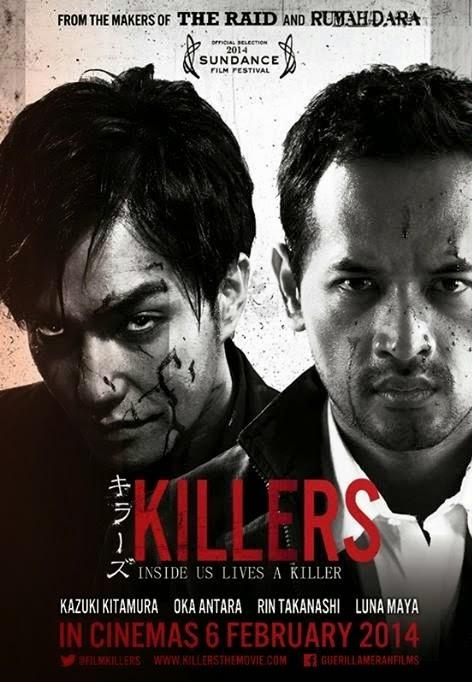 Killers (2014) DVDRip