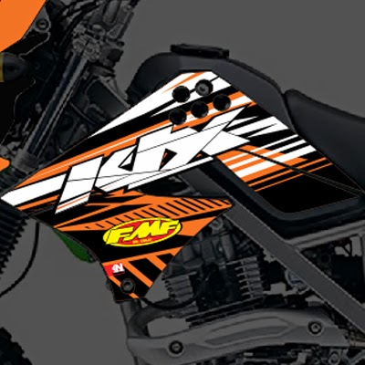 KLX Clockwork KTM