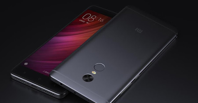 [MTK 6797] Xiaomi Redmi Note 4 Official Stock Rom
