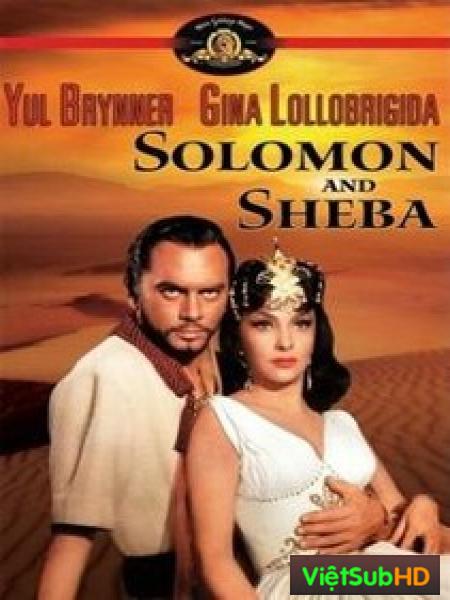 Vua Solomon Và Nữ Hoàng Sheba