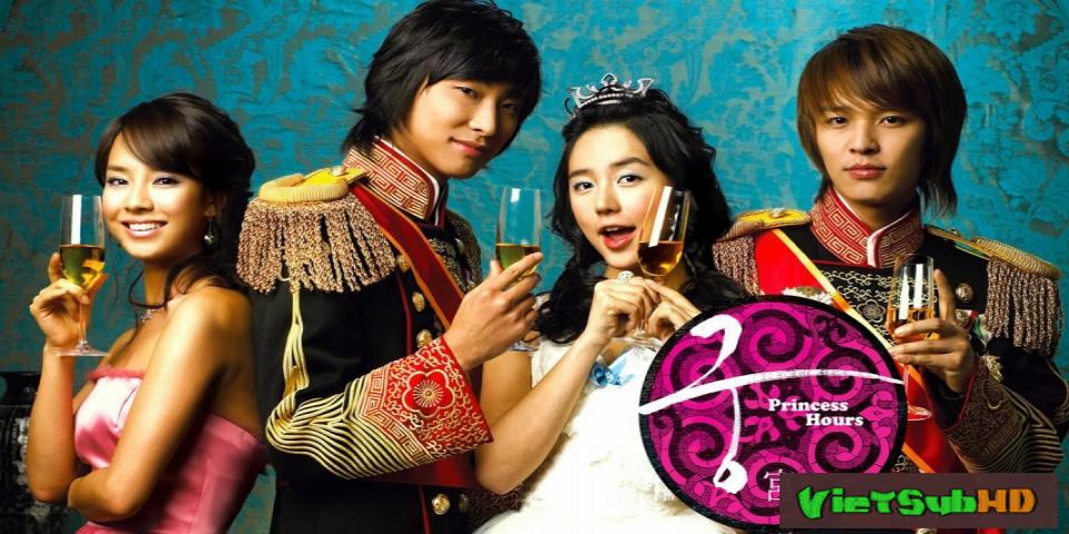Phim Hoàng Cung Hoàn tất (24/24) VietSub HD | Goong / Princess Hours 2006