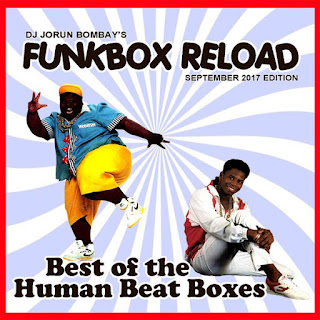 Jorun Bombay - Funkbox Reload September 2017 Edition