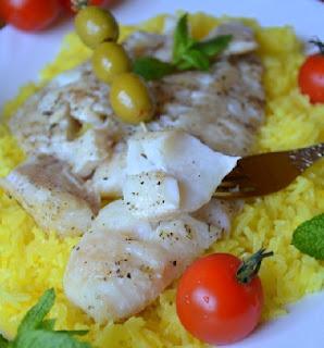 рыба треска запеченная в духовке рецепт