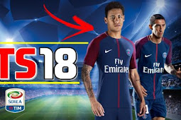 Download FTS 18 Mod PES Deluxe Edition Apk+Data Full Transfer Terbaru
