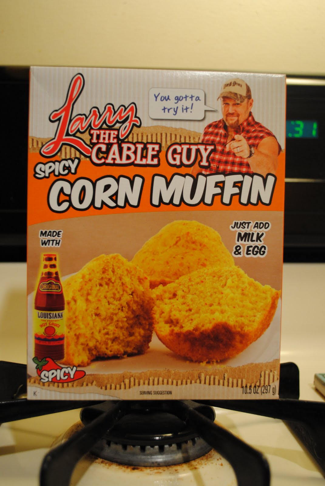The cable guy nasty snack