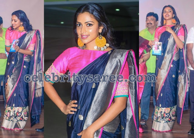 Amala Paul Baskar Oru Rascal Audio Launch