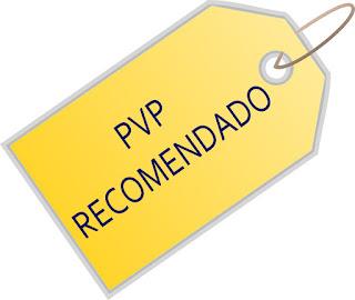 PVP recomendado