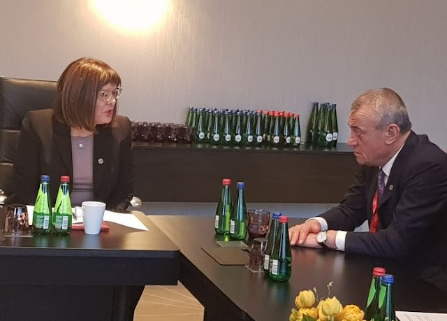 Ruçi to Serbian head of Parliament: Belgrade must enable full rights for Albanians in Presevo Valley