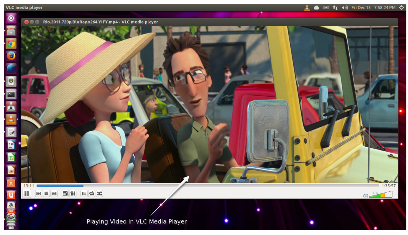 How to fix vlc media player