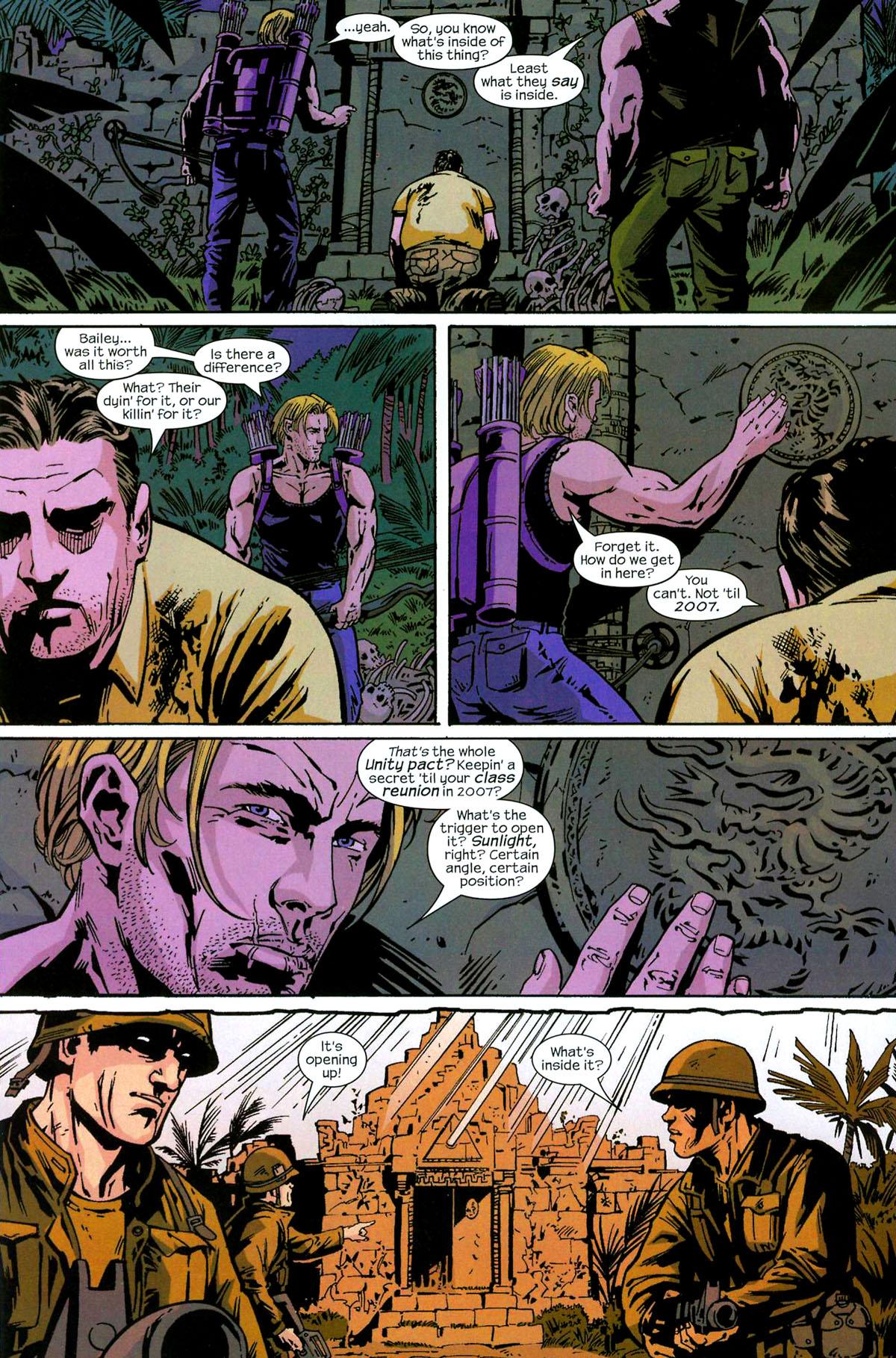 Hawkeye (2003) Issue #5 #5 - English 17