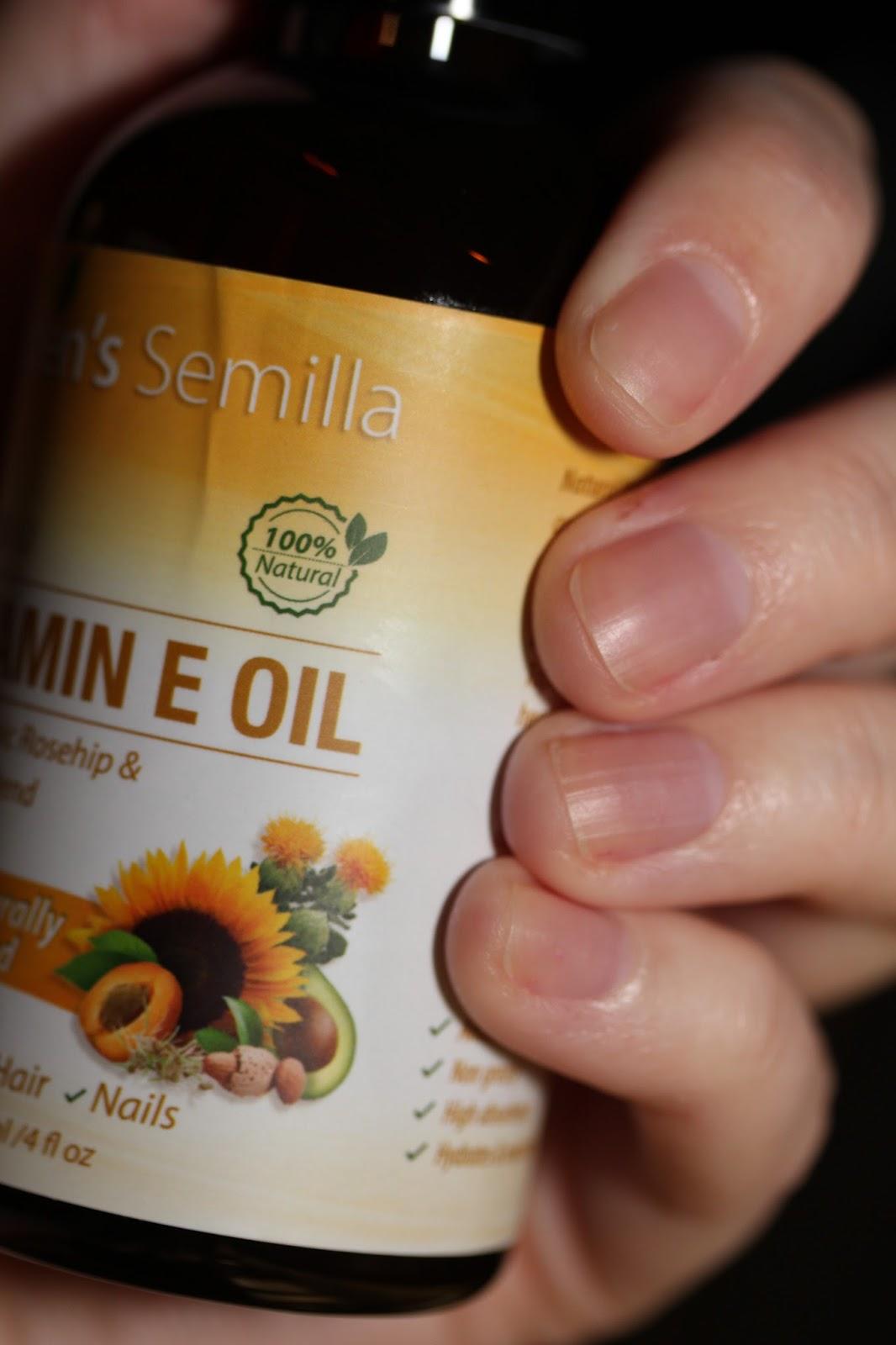 Vitamin E And Jojoba Oil For Nails - Best Nail 2018