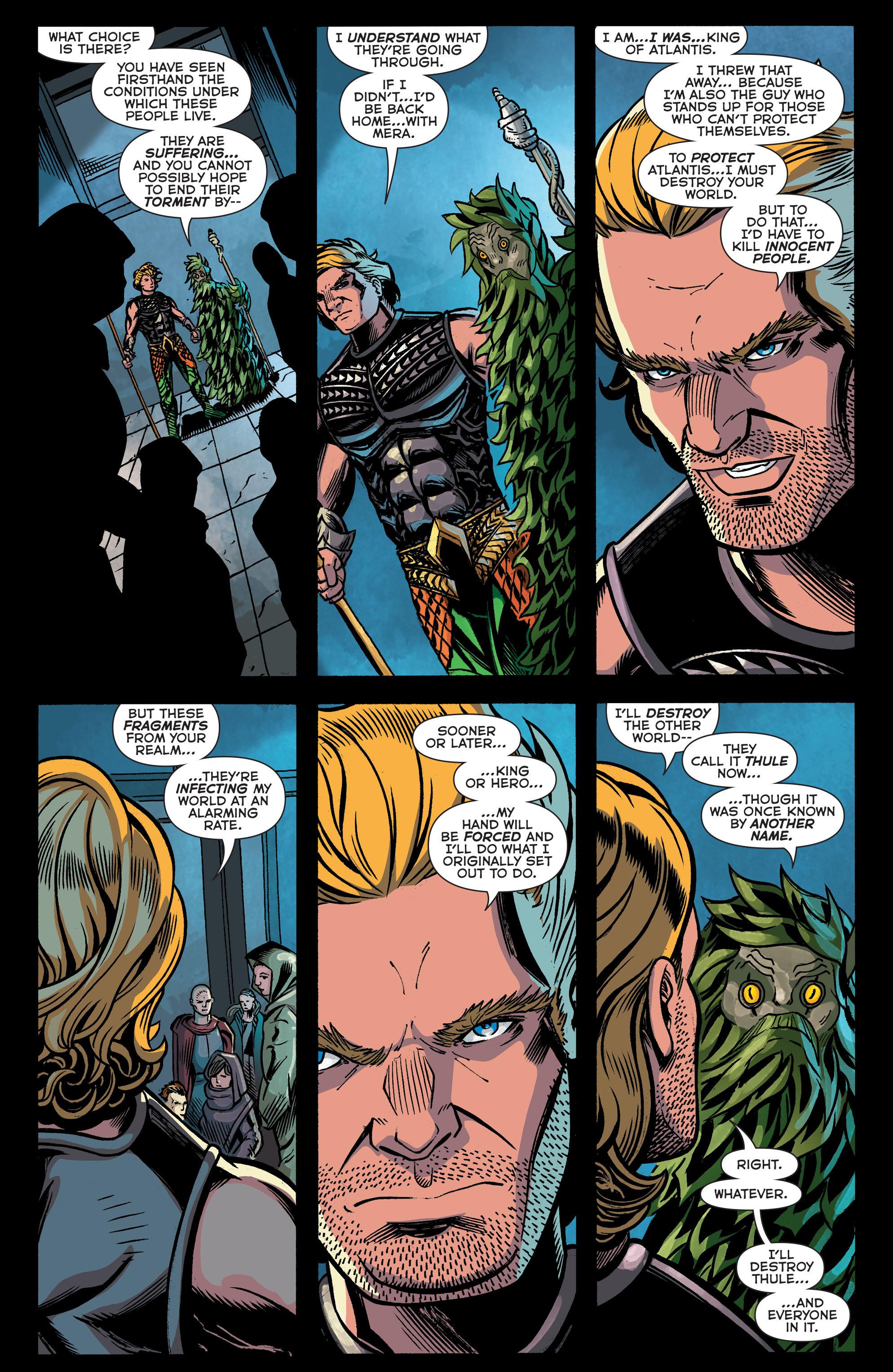 Read online Aquaman (2011) comic -  Issue #42 - 9