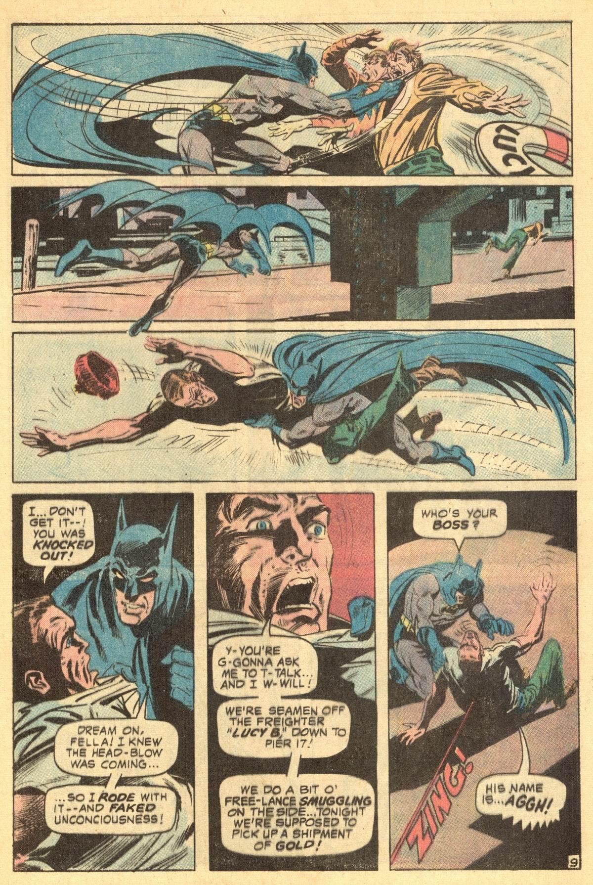 Detective Comics (1937) 419 Page 12