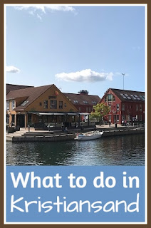 What to do in Kristiansand on a cruise stop