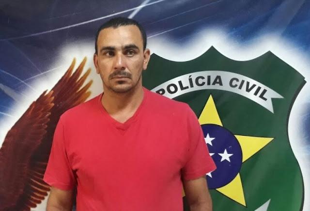 Polícia prende acusado de estupro em Itabaiana