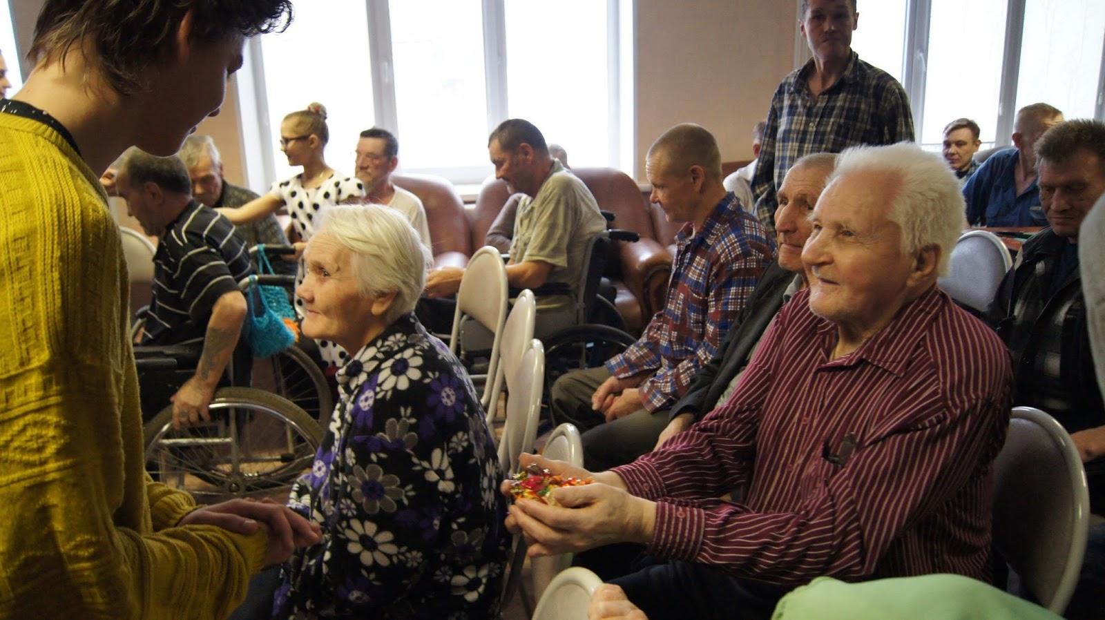 Инновации в домах престарелых уксс дом престарелых во всеволожске отзывы