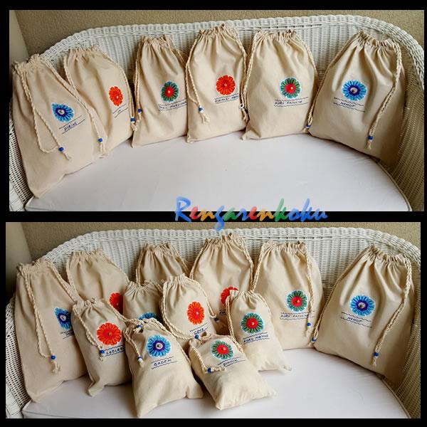 baklagil torbası kuruyemiş torbası