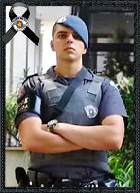 POLICIAL MILITAR MORRE EM SERVIÇO, NO CUMPRIMENTO DO DEVER, EM OCORRÊNCIA DE ROUBO A MOTOCICLETA
