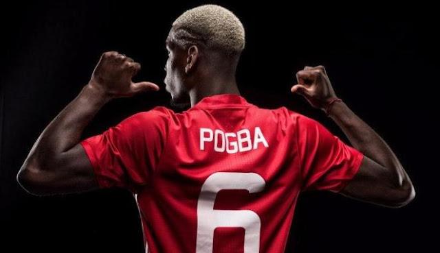 Eks Kapten United Sarankan Mourinho Tentang Posisi Pogba