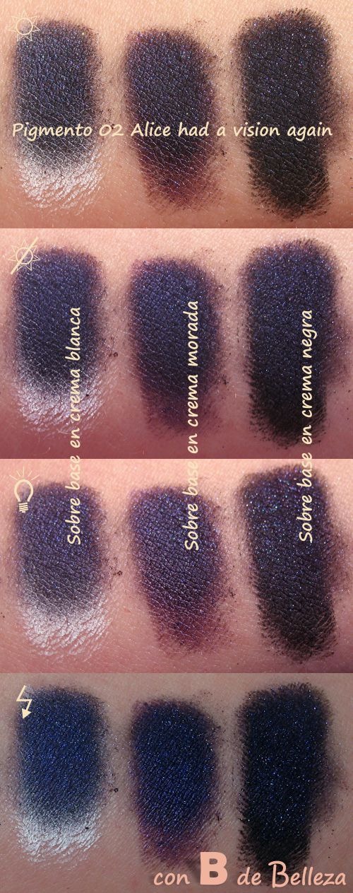 Swatches Essence Breaking dawn