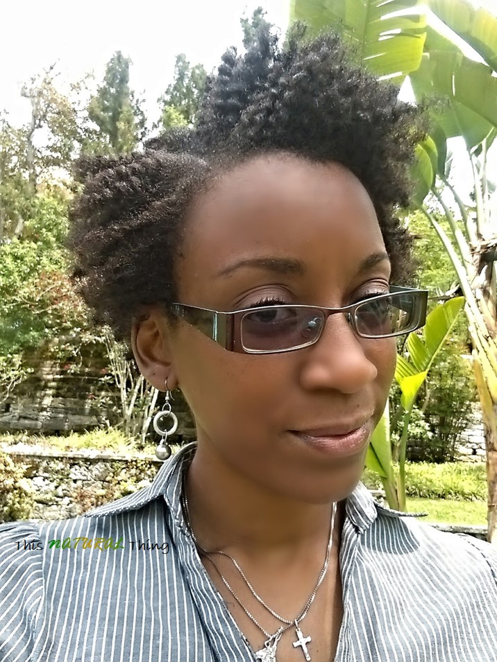 The Style with a Double Life | 2 Week Old Flat Twist ↔ Voluminous Twist Out