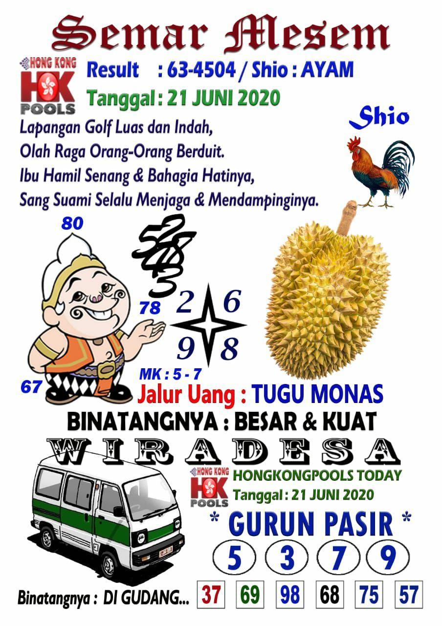Jbr hongkong 21 juni 2021